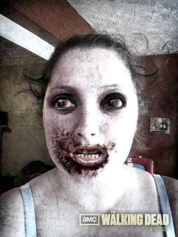 Amc's The Walking Dead - Dead Yourself App