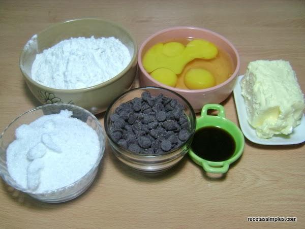 Baño Blanco Para Budines:Receta Budín con chips de chocolate – Chismes Mundo