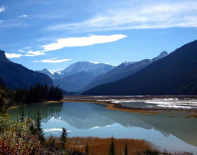 Banff National Park: October 1, 2010 - Mile 2850