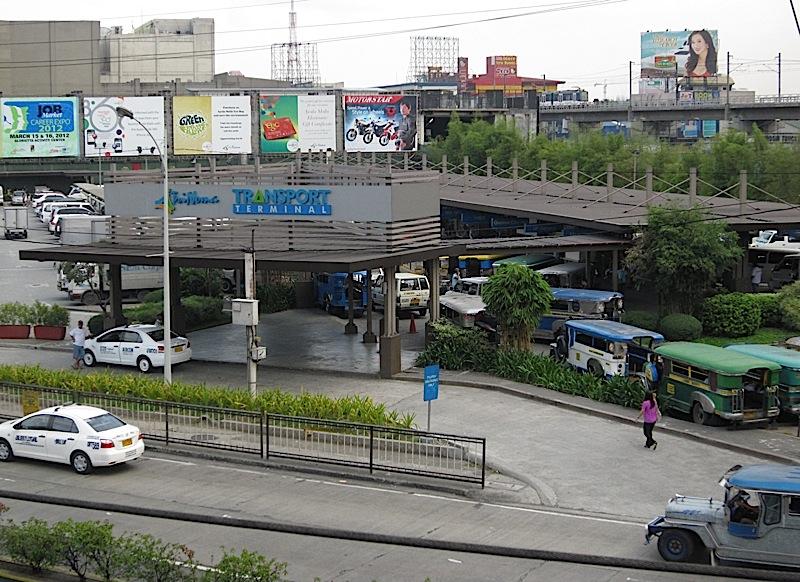 TriNoma Transport Terminal