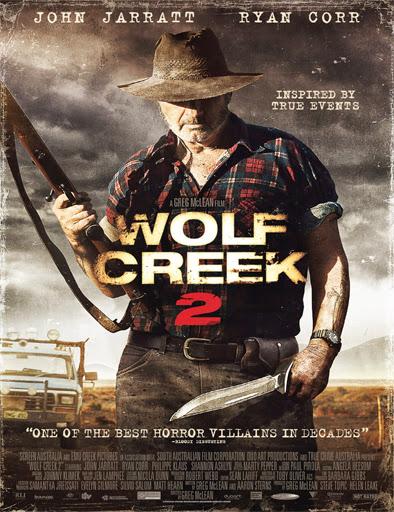 Wolf Creek 2 (2013) [Vose]