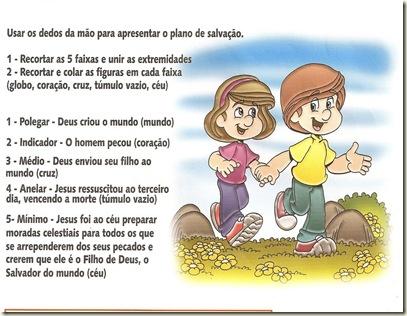 Anotações da Bíblia da Tia Nilza Cardoso: Plano da