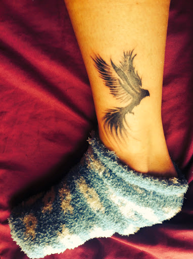 62bdba0e2 46 Best Phoenix Tattoos Designs and Ideas