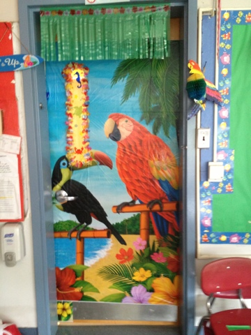 Kinder Kuties Beach Theme Classroom Complete