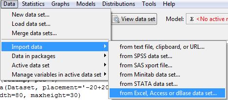 tutorial data input r software