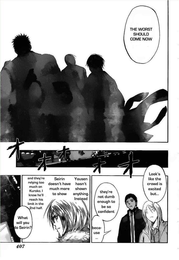 Kuroko no Basket Manga Chapter 150 - Image 09