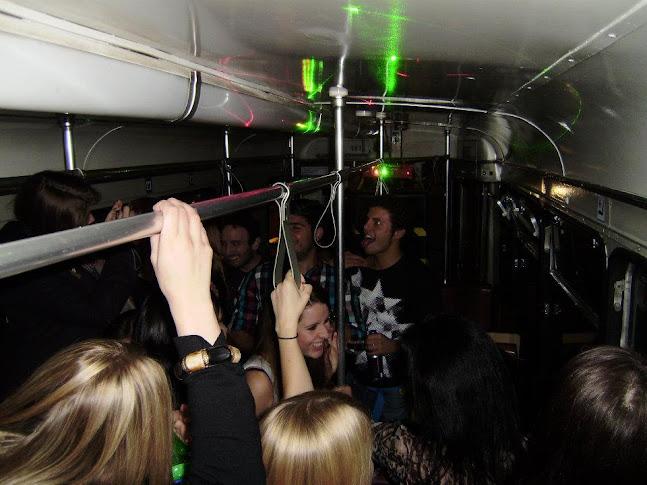 瘋狂的Tram party一景