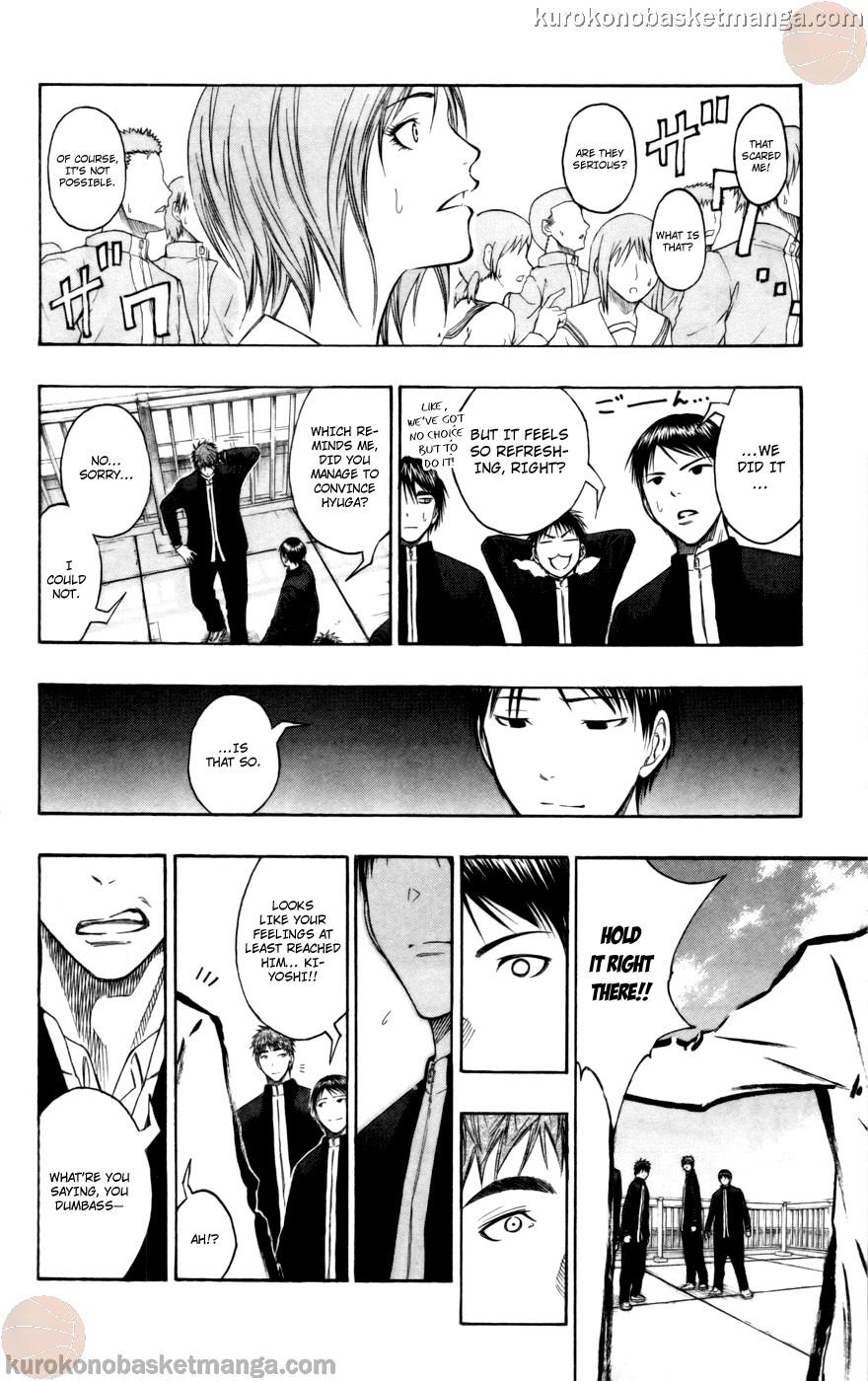 Kuroko no Basket Manga Chapter 97 - Image 06
