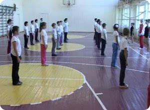 Открытый урок по спортивной акробатике