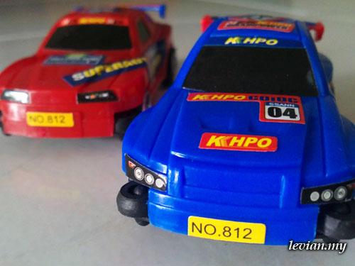 Toy Cars (SE Vivaz)