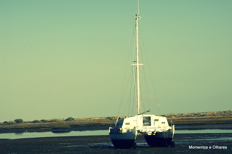 Barco, Ria Formosa