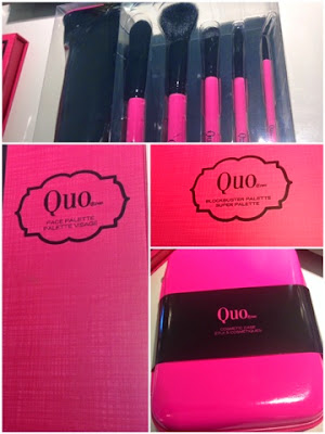 beauty quo new pink collection  thebeautyblogca