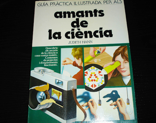 Amants de la Ciencia-edit Blume