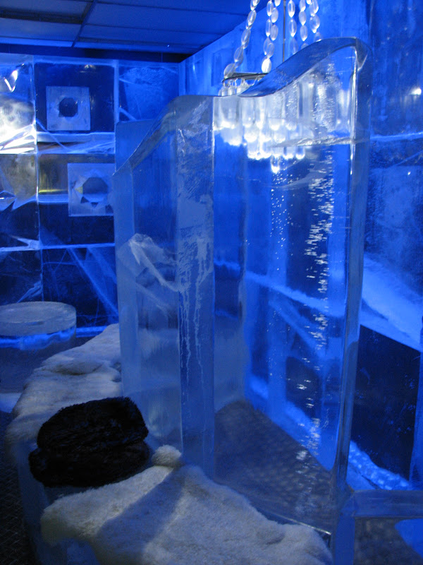 Копенгаген - Ice Bar