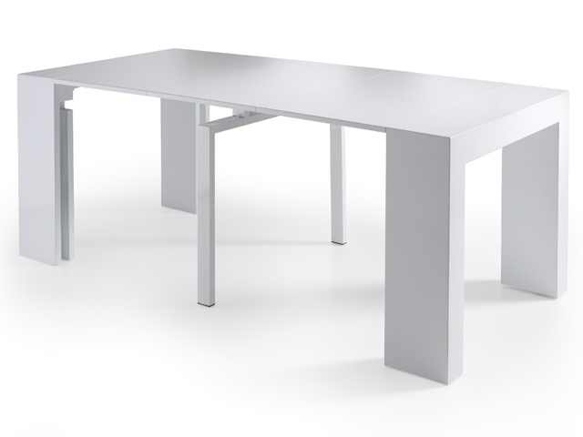 Adesivo Queimador De Gordura ~ Mudançaà vista Sobre decoraç u00e3o Aparador clean que vira mesa super funcional!