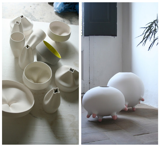 Apparatu, diseño de cerámica