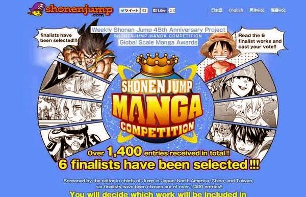 6 truyện tranh đứng top cuộc thi manga của năm tại Nhật