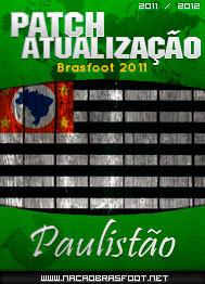 Patch Atualização Paulistão 2012 - Brasfoot 2011
