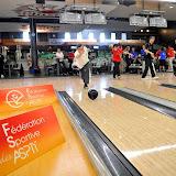 National de Bowling FSASPTT - Rouen 2013