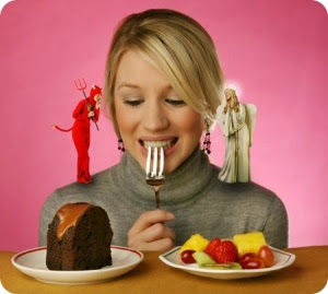 сила воли при похудении