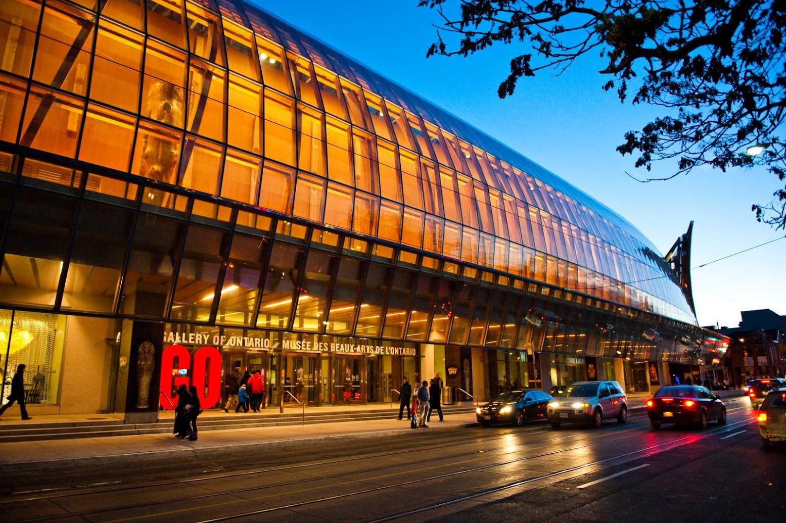 Unusual Architecture: Canada