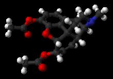 heroin molekul