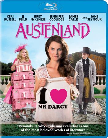Filme Poster Austenland BDRip XviD Dual Audio & RMVB Dublado