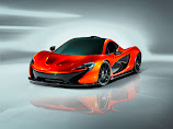 Paris, behold! McLaren P1 is coming!