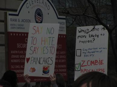 Pancakes & Zombies
