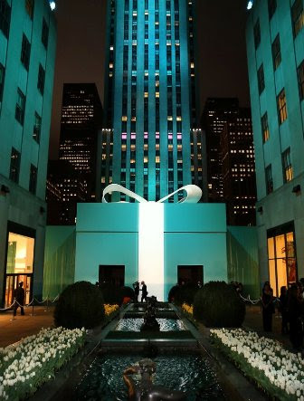 GALA DE TIFFANY & Co. EN NUEVA YORK – BLUE BOOK 2013