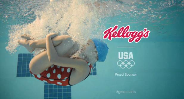 "Kellogg's ""Swimmer"" London 2012 Olympic Commercial featuring Rebecca Soni"
