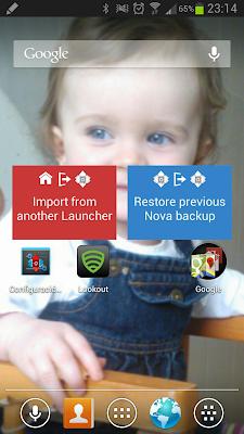 Launcher Nova 1