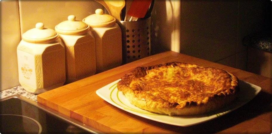 tarta de quiche lorraine