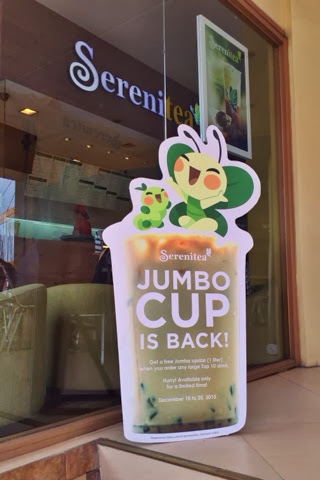 Serenitea, 5 years, 5th Anniversary, milktea, foodie