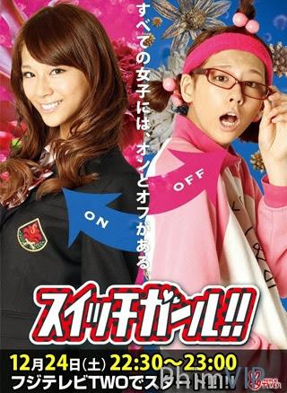 Thay Đổi Dung Mạo Season 1 - Switch Girl Season 1 poster