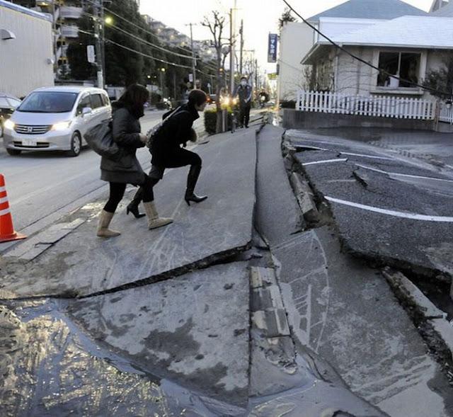 Tsunami – Japão 2011 - As melhores imagens da tragedia... Fotos-do-japao-33