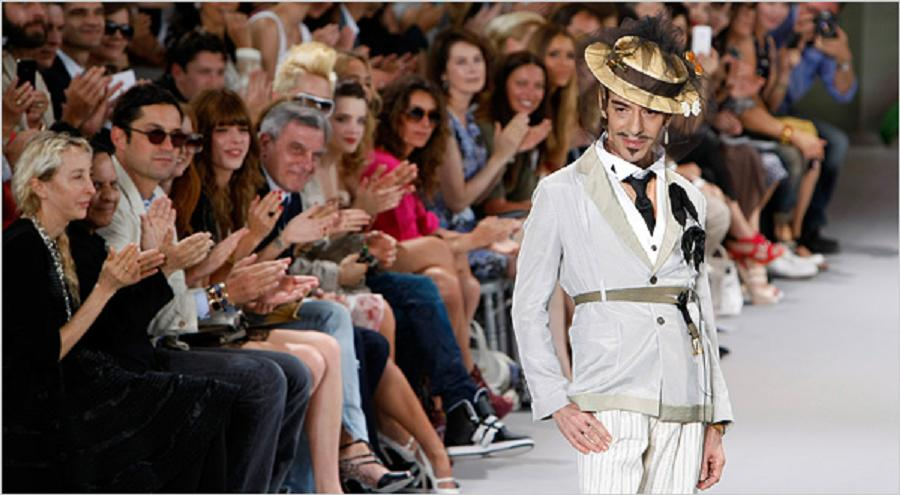 galliano jewish singles John galliano: head designer at  the sun posted a video four days later of galliano telling a jewish woman,  both these questions can be reduced to a single.