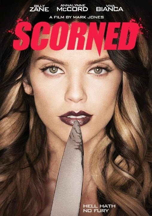 Poster Of English Movie Scorned (2013) Free Download Full New Hollywood Movie Watch Online At Alldownloads4u.Com
