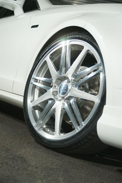 mercedes cls carlsson wheels