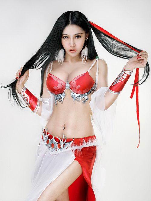 Bộ ảnh cosplay Đấu Phá Thương Khung tuyệt đẹp - Ảnh 5