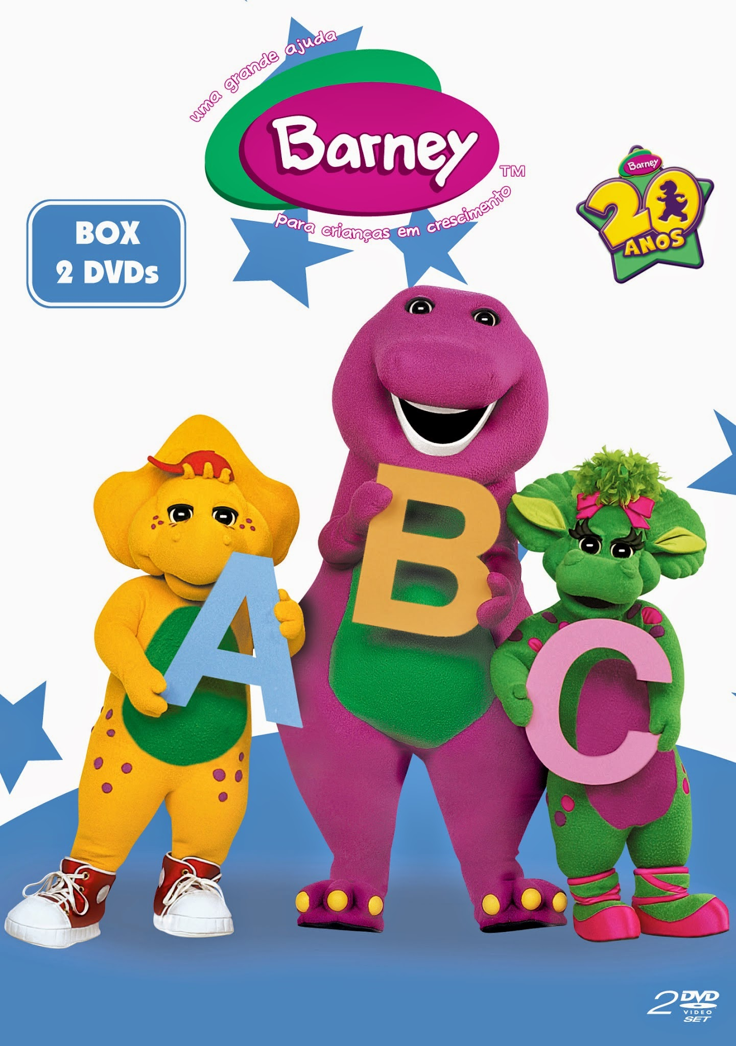 Barney-abc--2DVDs-vol2