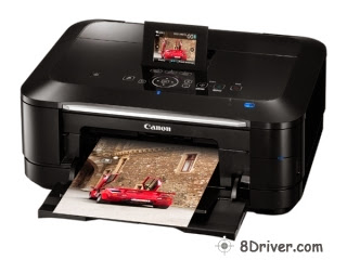 Download Canon PIXMA MG8140 Printers Driver and setting up