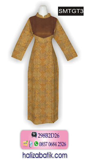 grosir batik pekalongan, Model Batik Gamis, Baju Gamis Batik, Gamis Terbaru