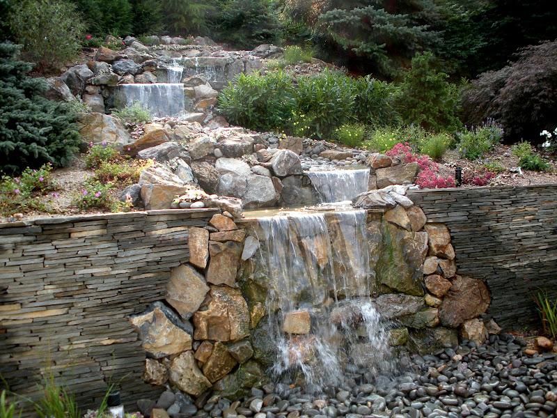 Diy Creek Rock Fire Pit