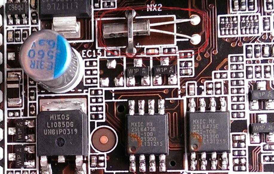 кварцевый резонатор 2