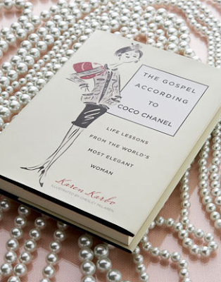 Fashion Blog: Book Review: The Gospel According to Coco Chanel