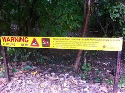 warning Crocs