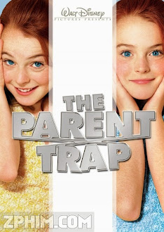 Phụ Huynh Mắc Bẫy - The Parent Trap (1998) Poster
