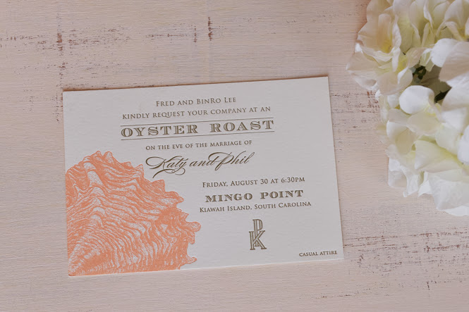 Katy and Phil's Wedding Invitations