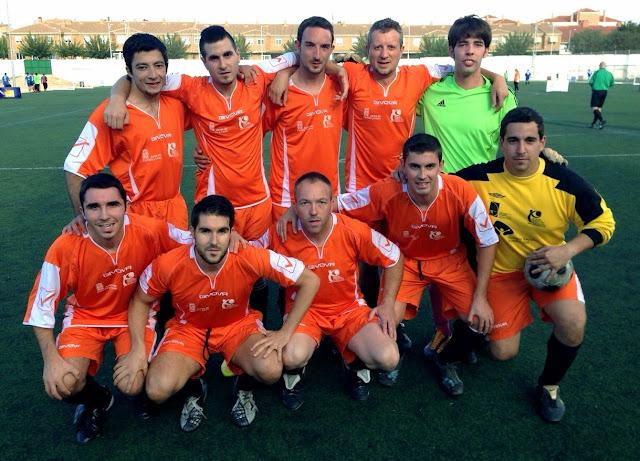 La selección de Castilla y León, campeona en Albacete./ FECLEDMI